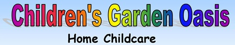 Children's Garden Oasis Home Childcare